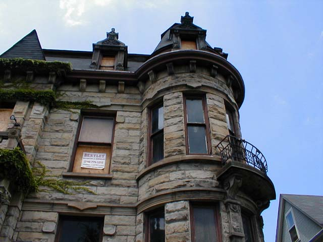 franklin castle