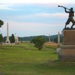 The Battlefield in Gettysburg: A Haunted Place of Conflict